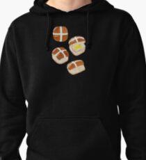 Hot Cross Buns Pullover Hoodie
