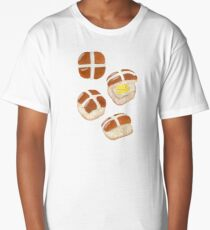 Hot Cross Buns Long T-Shirt