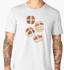 Hot Cross Buns Men's Premium T-Shirt