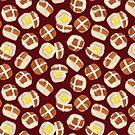 Hot Cross Buns by makemerriness