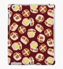 Hot Cross Buns iPad Case/Skin