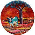 « un vache presque milka » par Stiopic