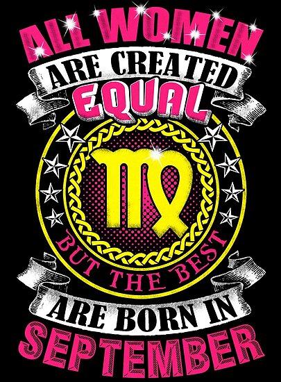 Best Women Born In September Birthday Virgo Zodiac Sign