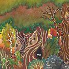 « forêt sylvestre » par Stiopic
