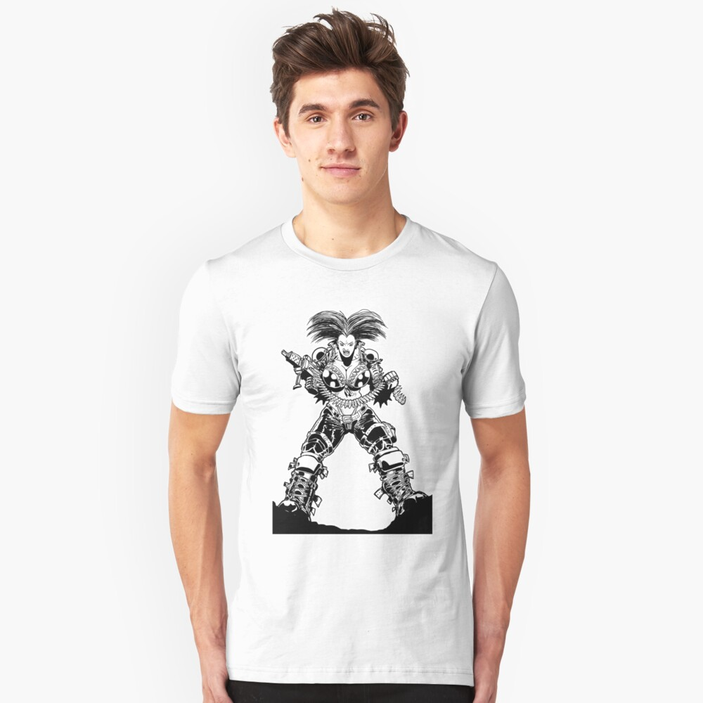 Chunky Boots Unisex T-Shirt