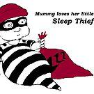 Mummy's little sleep thief #2 by CourtneyAnne82