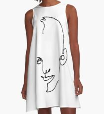 The Son - one-liner A-Line Dress