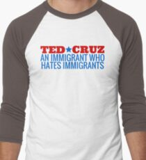 Ted Cruz - All proceeds go to charity! Men's Baseball ¾ T-Shirt