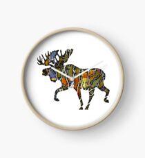 Moose Vibe Clock