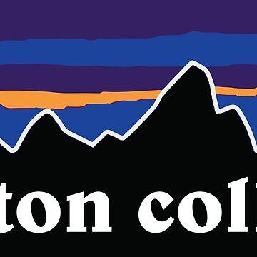 Boston College by emilysimpsonxo