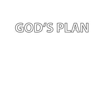 God's Plan by Fitanddutch