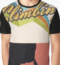 vintage climbing Graphic T-Shirt