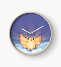 Ray to Go! / Manta Ray Of Sunshine Clock