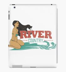 River Country. Just around the river bend ...  iPad Case/Skin