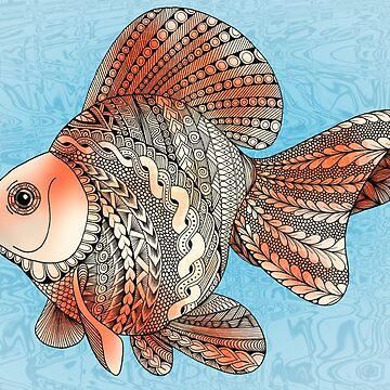 Ryukin Goldfish by MagicMama