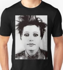 Elizabeth Fraser vector fan art Unisex T-Shirt