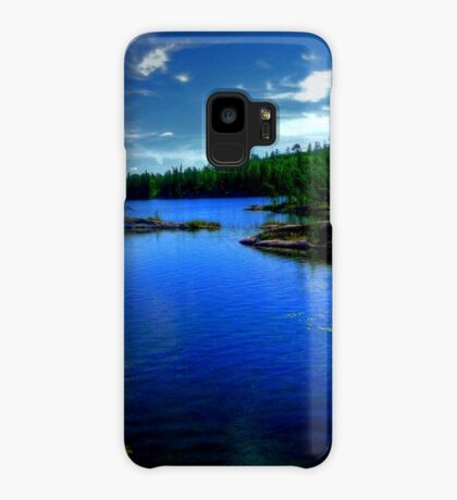 Dogtooth Lake Case/Skin for Samsung Galaxy