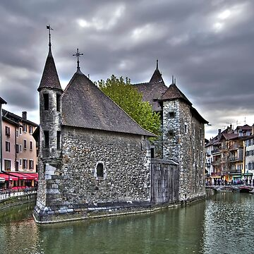 Annecy Palais de l'Isle by paolo1955