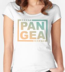 Pangea Square - Womens Women's Fitted Scoop T-Shirt