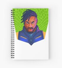 Kilmonger Was Right Spiral Notebook
