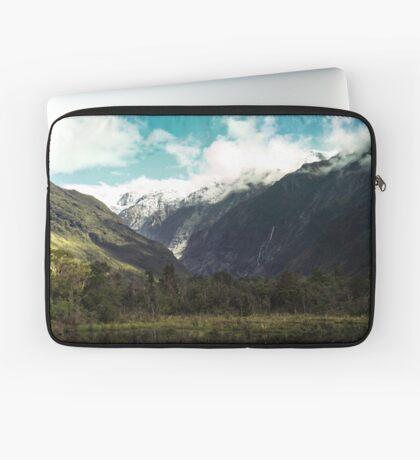 (Franz-Josef-Gletscher) Wo der Schnee schmilzt Laptoptasche