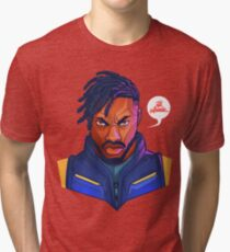 Kilmonger Was Right Tri-blend T-Shirt