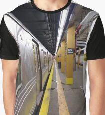 Subway station Graphic T-Shirt