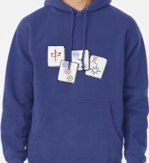 MahJong Cubes Pullover Hoodie