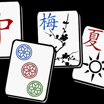 MahJong Cubes by DinksiStyle