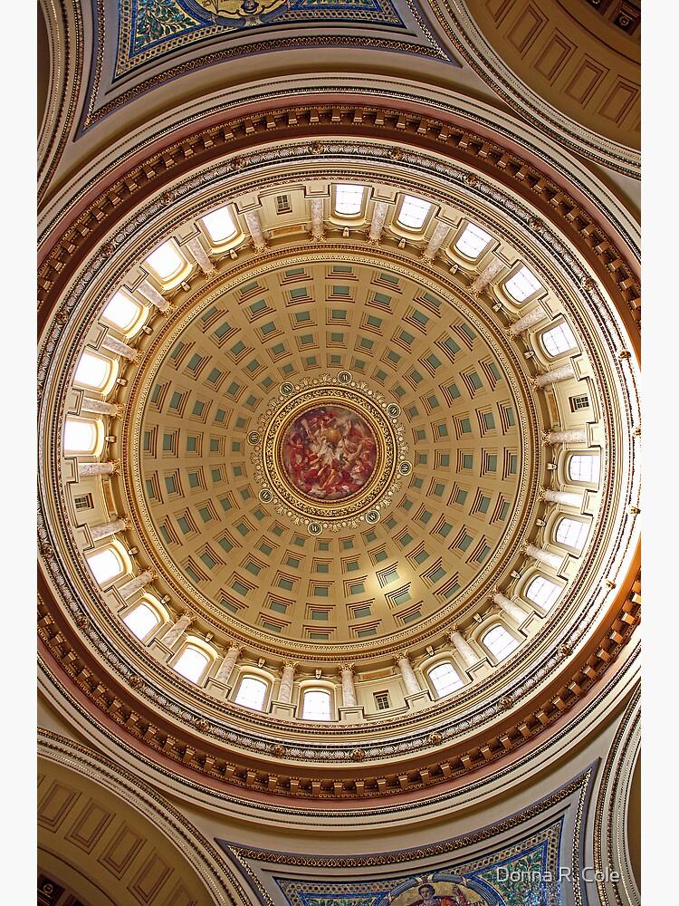 Wisconsin Capitol Rotunda - I by alwaysdrc