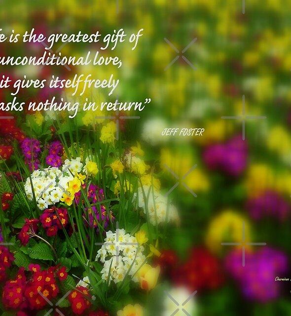 Unconditional Love by Charmiene Maxwell-Batten