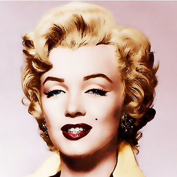 Marylin Monroe (from black and white to color) by athina10