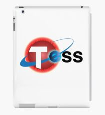Transiting Exoplanet Survey Satellite (TESS) Mission Logo iPad Case/Skin
