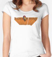 Babylon spirit Women's Fitted Scoop T-Shirt