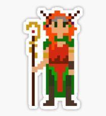 Keyleth - critical role Sticker