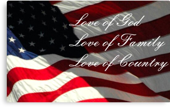 American Values by Paul Gitto