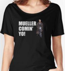 Mueller Comin' Yo! Women's Relaxed Fit T-Shirt