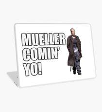 Mueller Comin' Yo! Laptop Skin