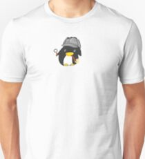 Piper Penguin Is On The Case!  Unisex T-Shirt