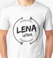LENA LUTHOR DEFENSE SQUAD Unisex T-Shirt