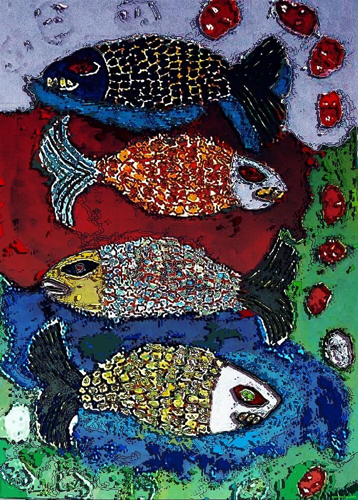 Fishpunk by Angelina Elander