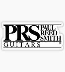 Paul Reed Smith PRS Logo Sticker