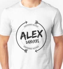 ALEX DANVERS DEFENSE SQUAD Unisex T-Shirt