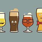 Beer Geeks by Jason Castillo