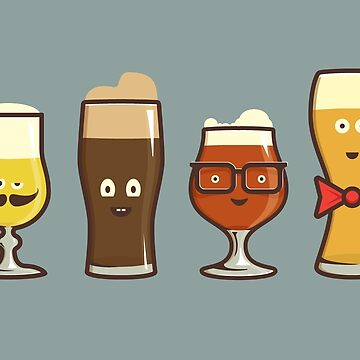 Beer Geeks by jasoncastillo