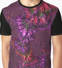 Psychedelic Fractal Graphic T-Shirt