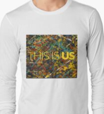 This is Us Painting Long Sleeve T-Shirt