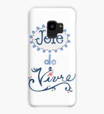 joie de vivre Case/Skin for Samsung Galaxy