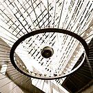 The Maxx Atrium Clock by IanPharesPhoto