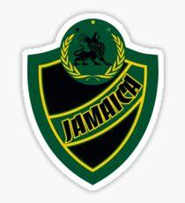 JAMAICA CREST Sticker